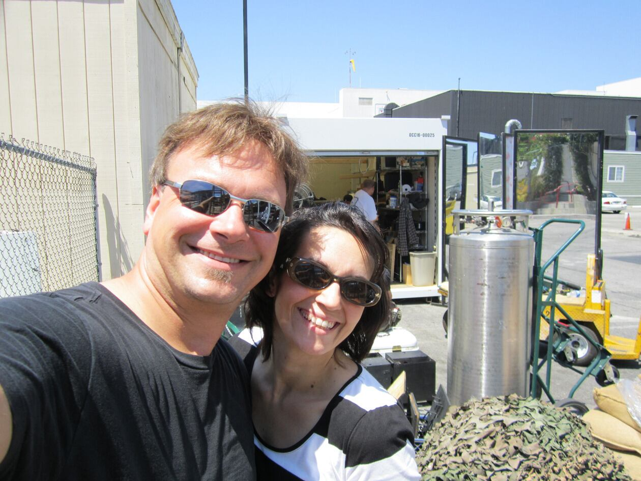 Scott & Jenny
