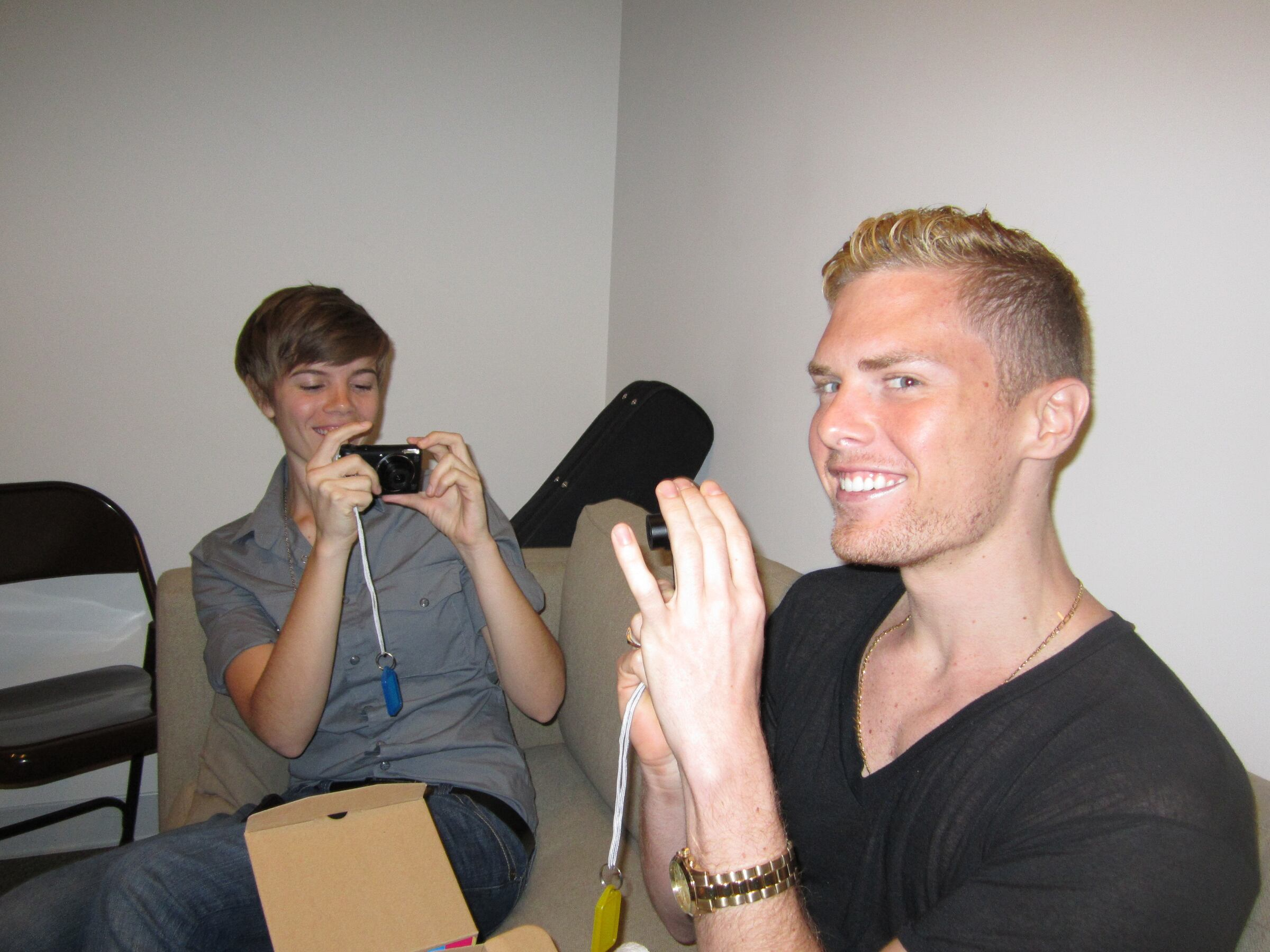 Steven Retchlesss & Dani Shay!! FIERCE