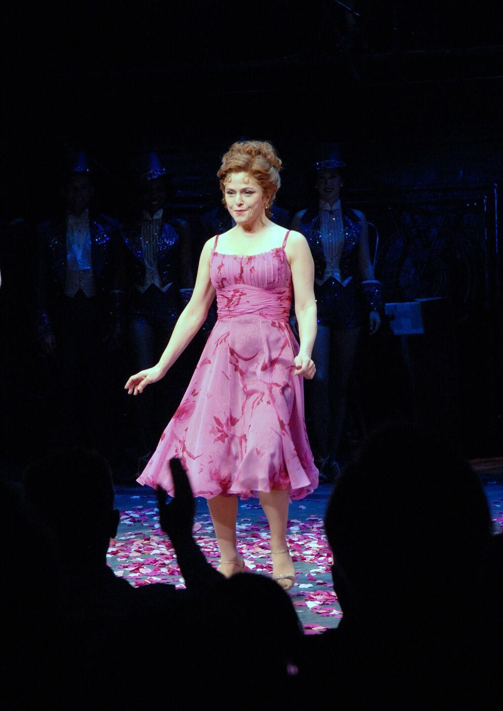 """Follies"" Broadway Opening Night"