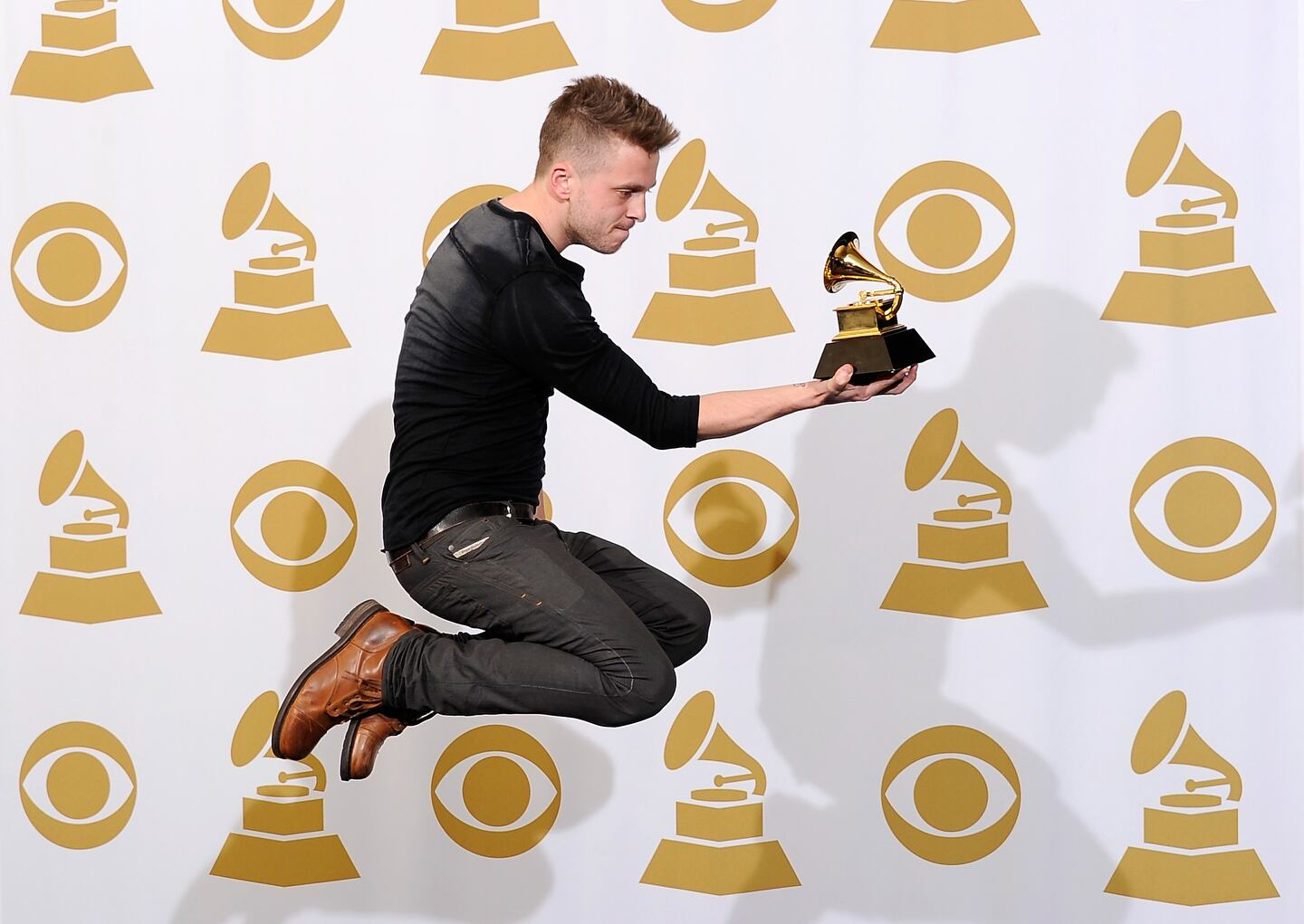 The 54th Annual GRAMMY Awards - Press Room