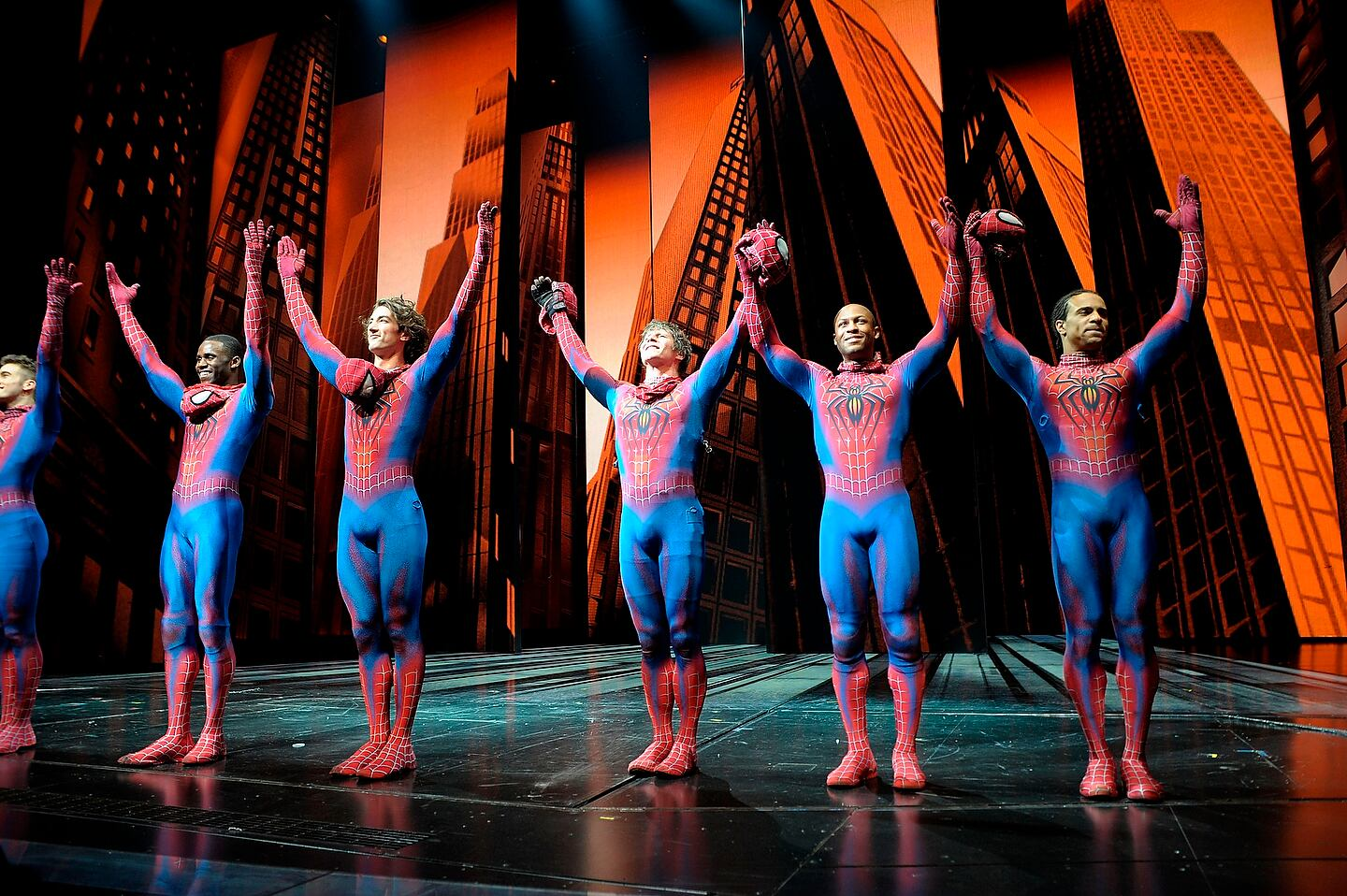 "Jennifer Damiano's Final Bow In Broadway's ""SPIDER-MAN Turn Off The Dark"""