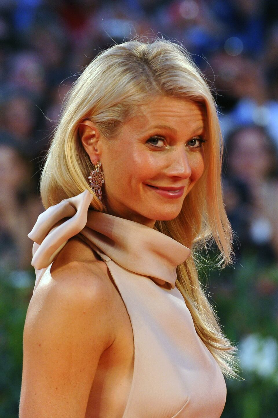 British actress Gwyneth Paltrow arrives