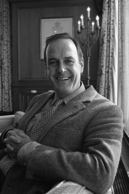 John Cleese Portrait