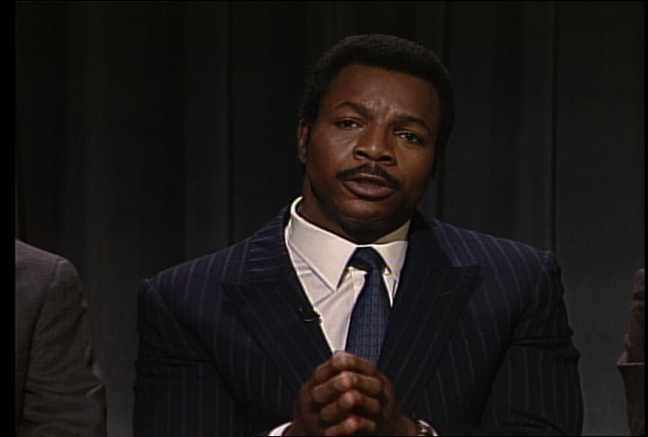 Carl Weathers - January 30, 1988