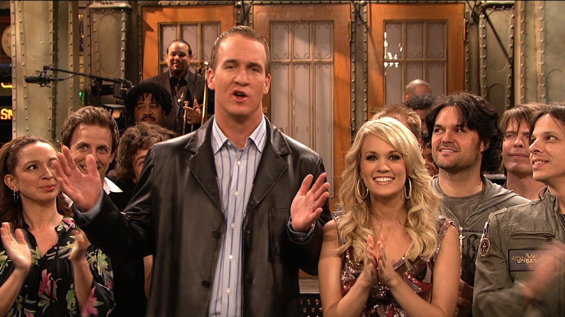 Peyton Manning- March 24, 2007