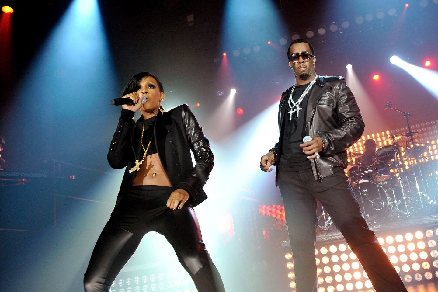 MTV Crashes Glasgow, Headlined By Diddy-Dirty Money