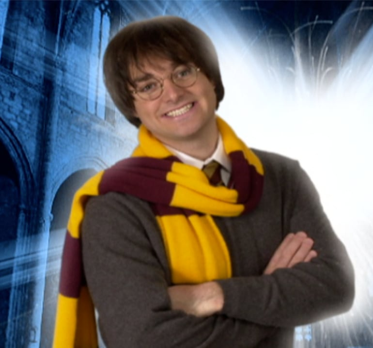 Welcome Back Potter