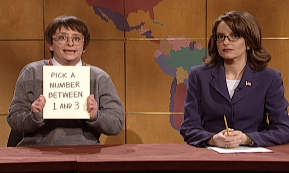 Harry Potter on Weekend Update