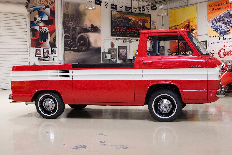 Jay Lenos Garage 1961 Corvair Rampside Photo 327951 Chevy Panel Van
