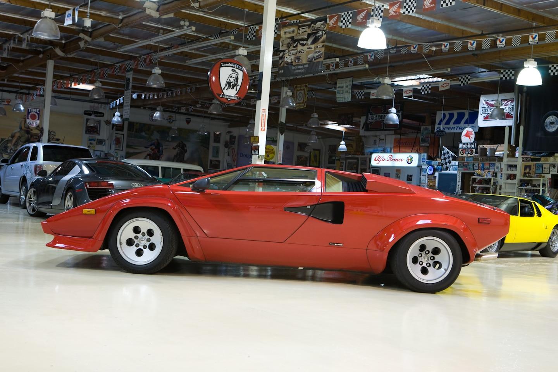 Jay Leno S Garage Lamborghini Countach Photo 304506 Nbc Com