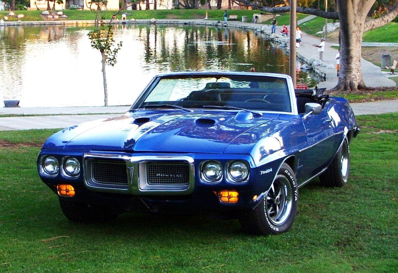 1969 - Pontiac, Firebird 400