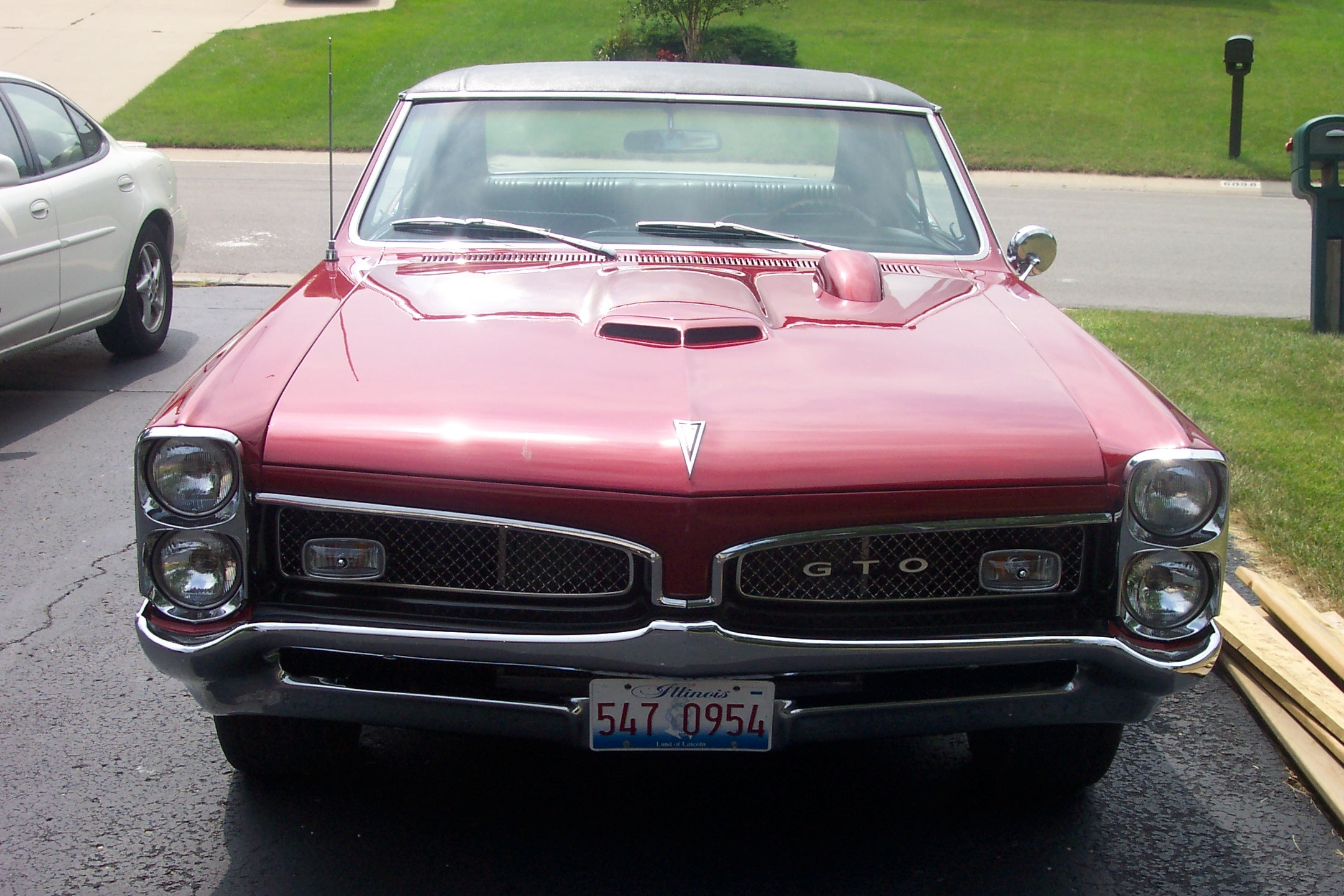 Dating game host 1970 gto