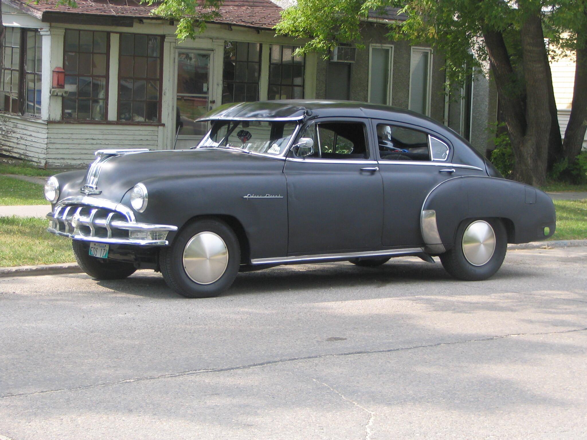 1950 - PONTIAC, SILVER STREAK