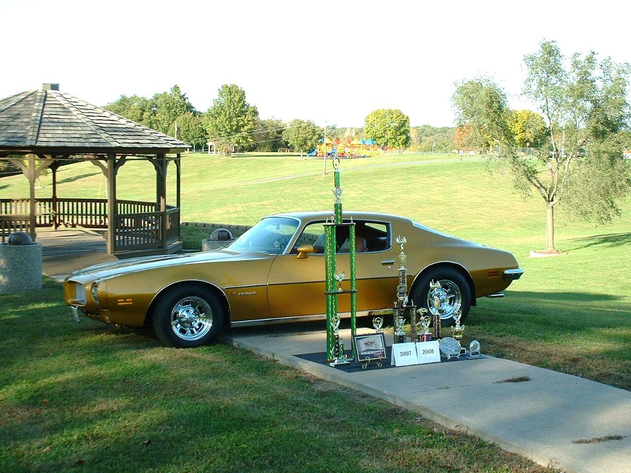 1973 - Pontiac, Firebird Esprit