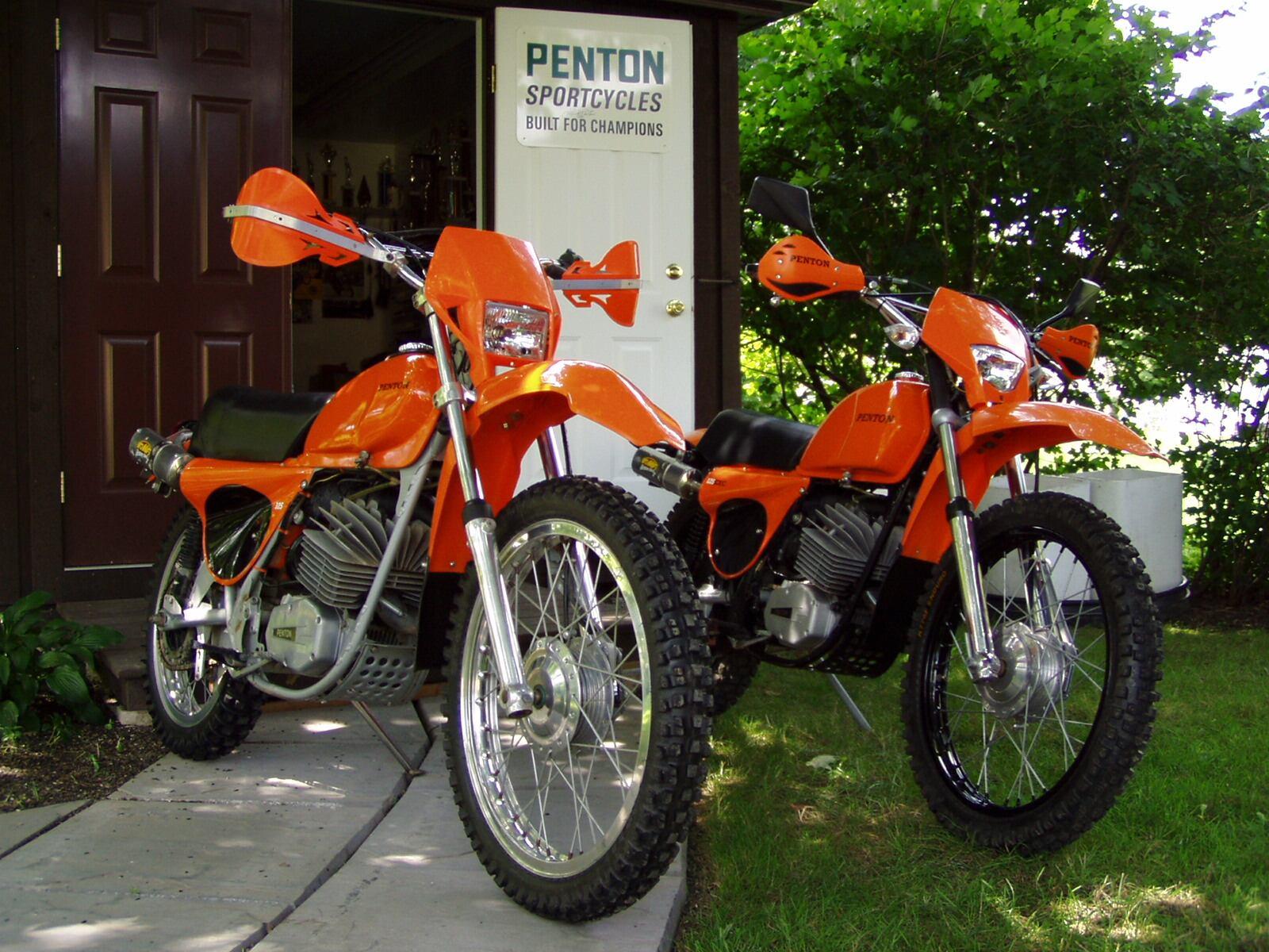 1972 - Penton, custom
