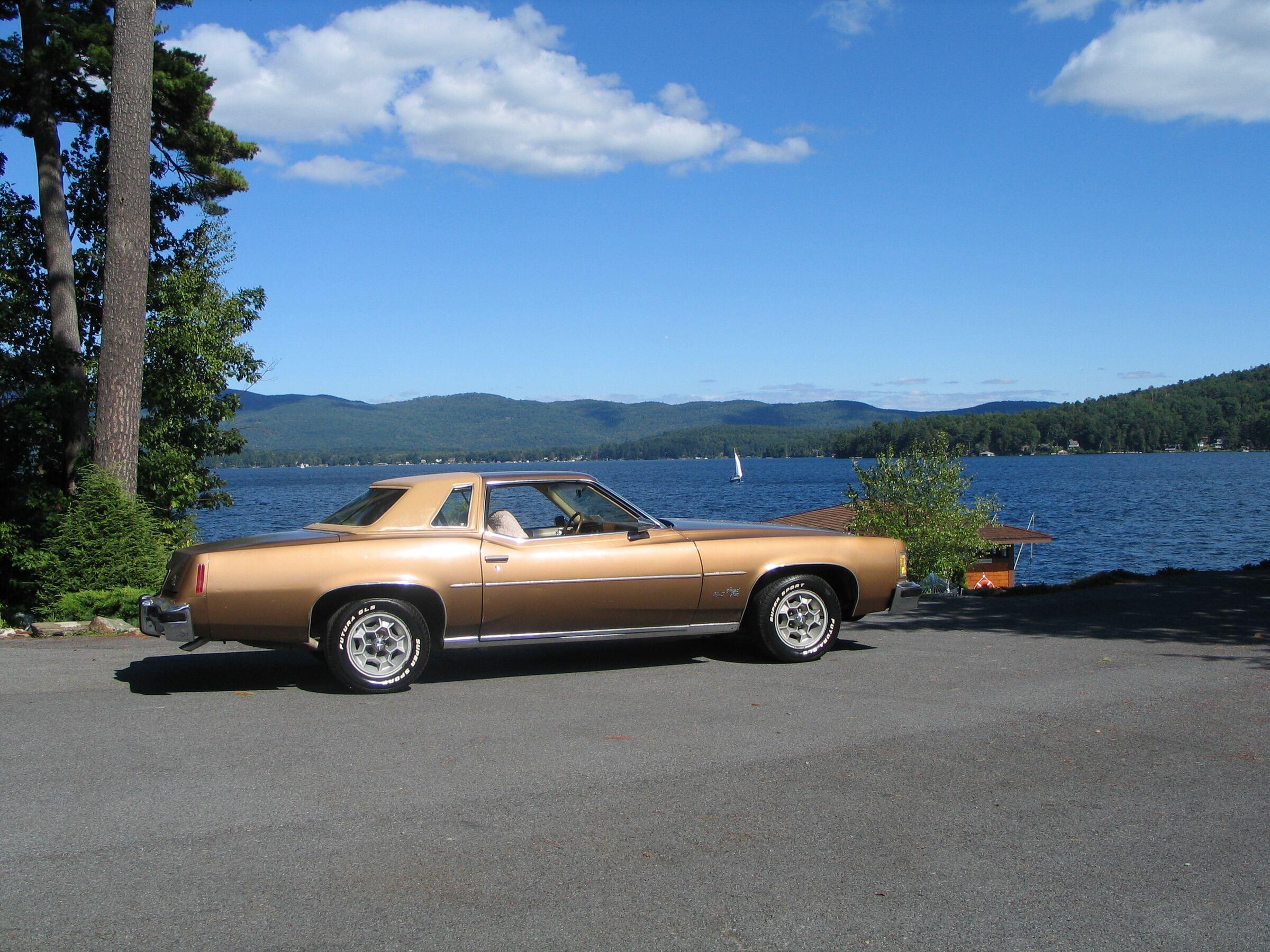 1976 - pontiac, grand prix