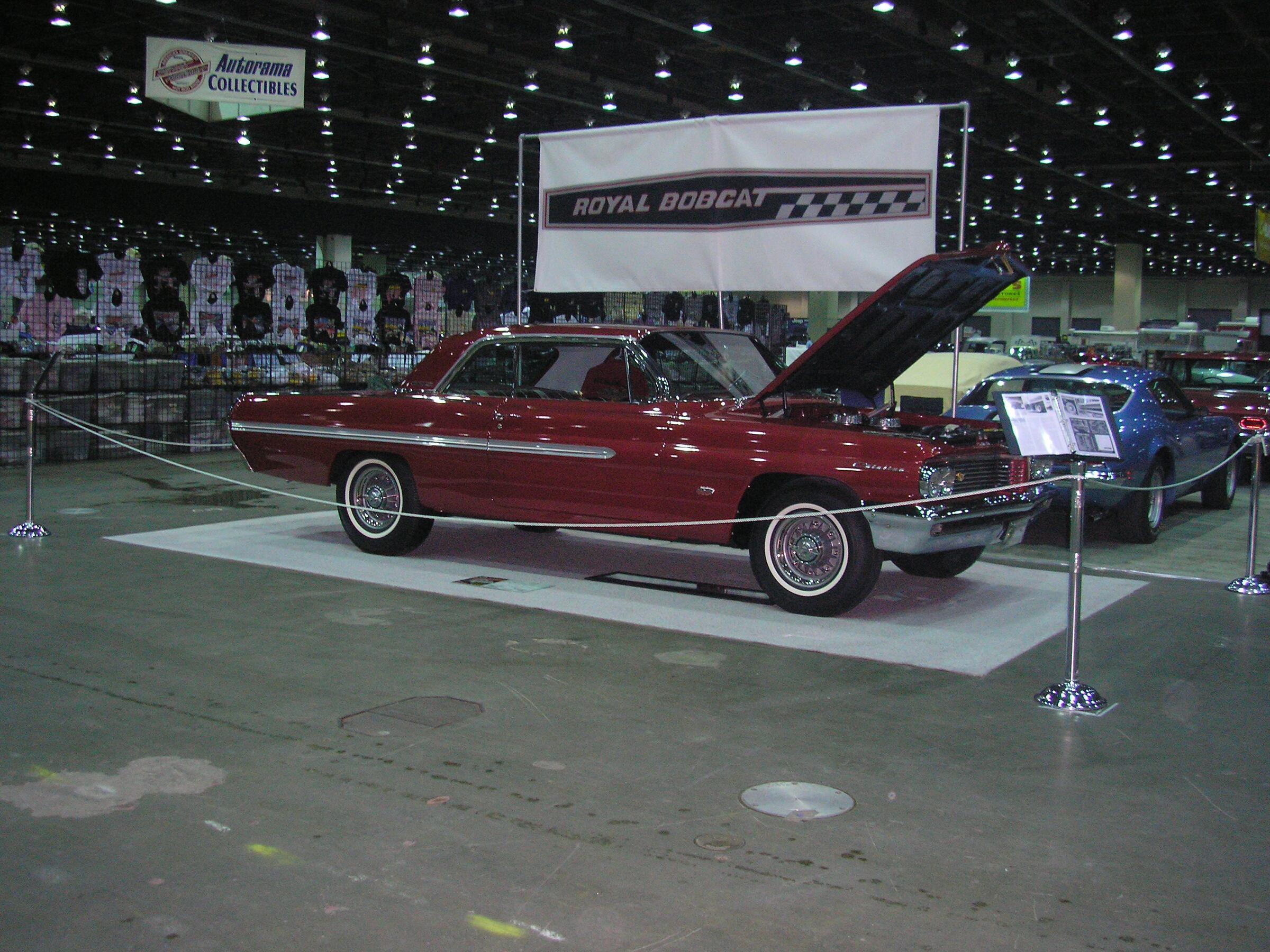 1961 - Pontiac, Catalina Convertable