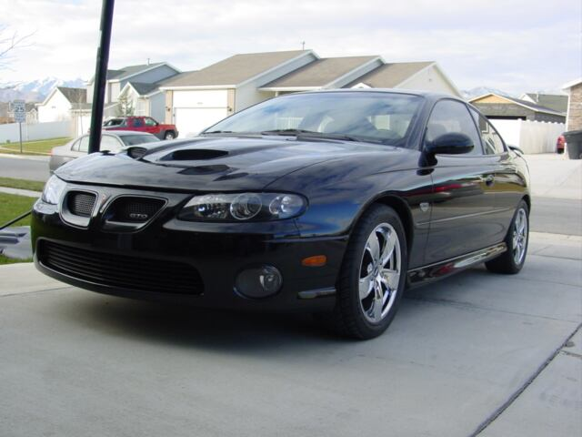 2004 - Pontiac, GTO