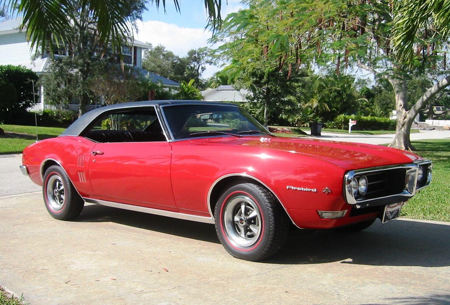 1968 - Pontiac, Firebird