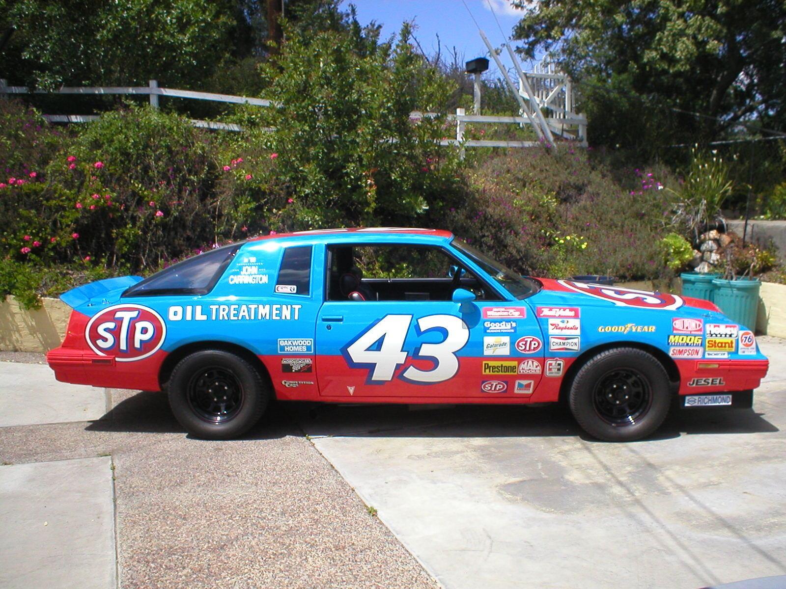 1982 - Pontiac, Grand Prix