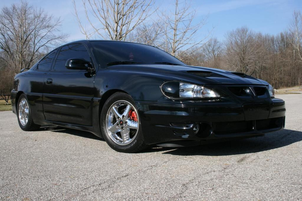 2004 - Pontiac, Grand Am GT SC/T