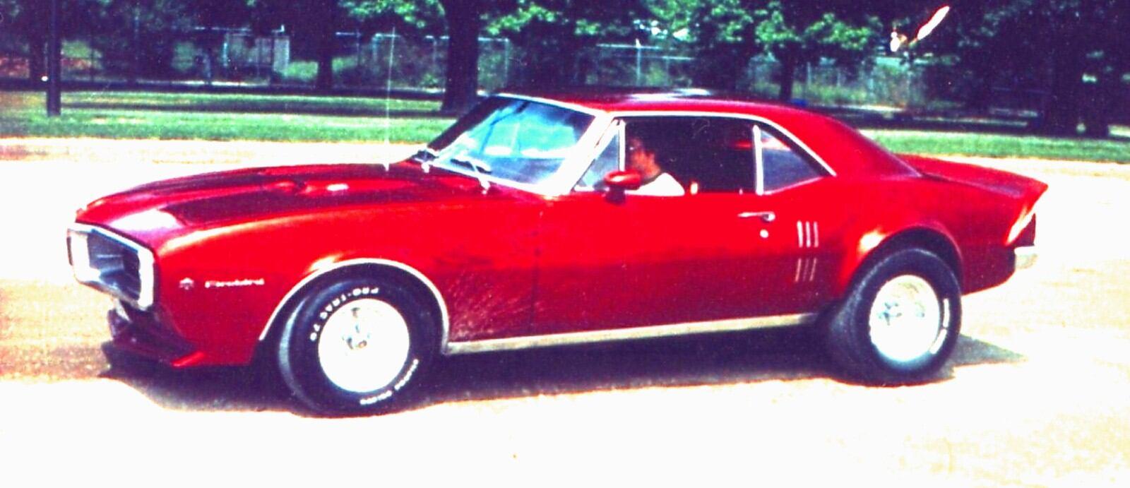 1967 - Pontiac, Firebird