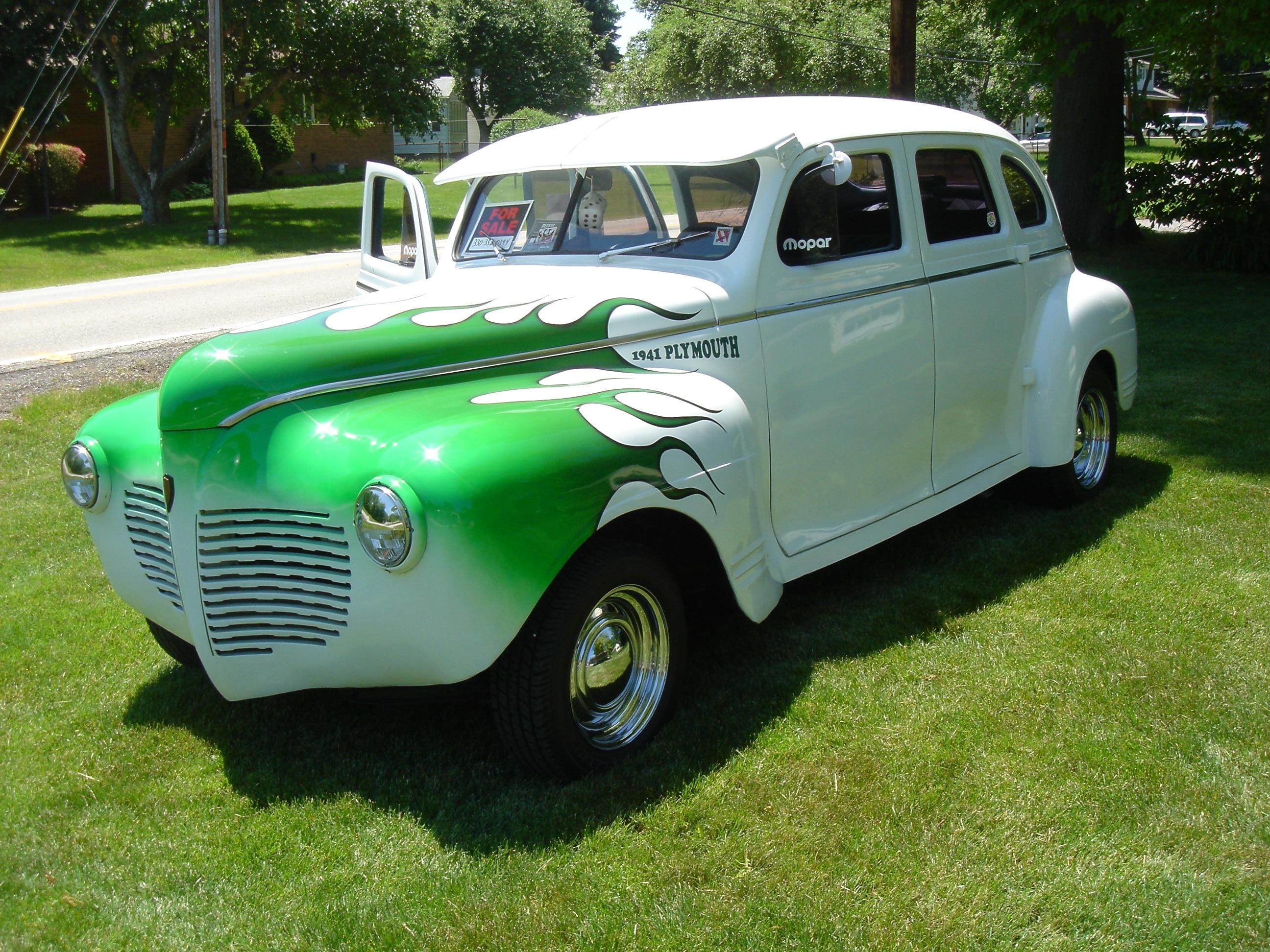 Jay Lenos Garage Plymouth Photo 381671 1941 Deluxe 2 Door