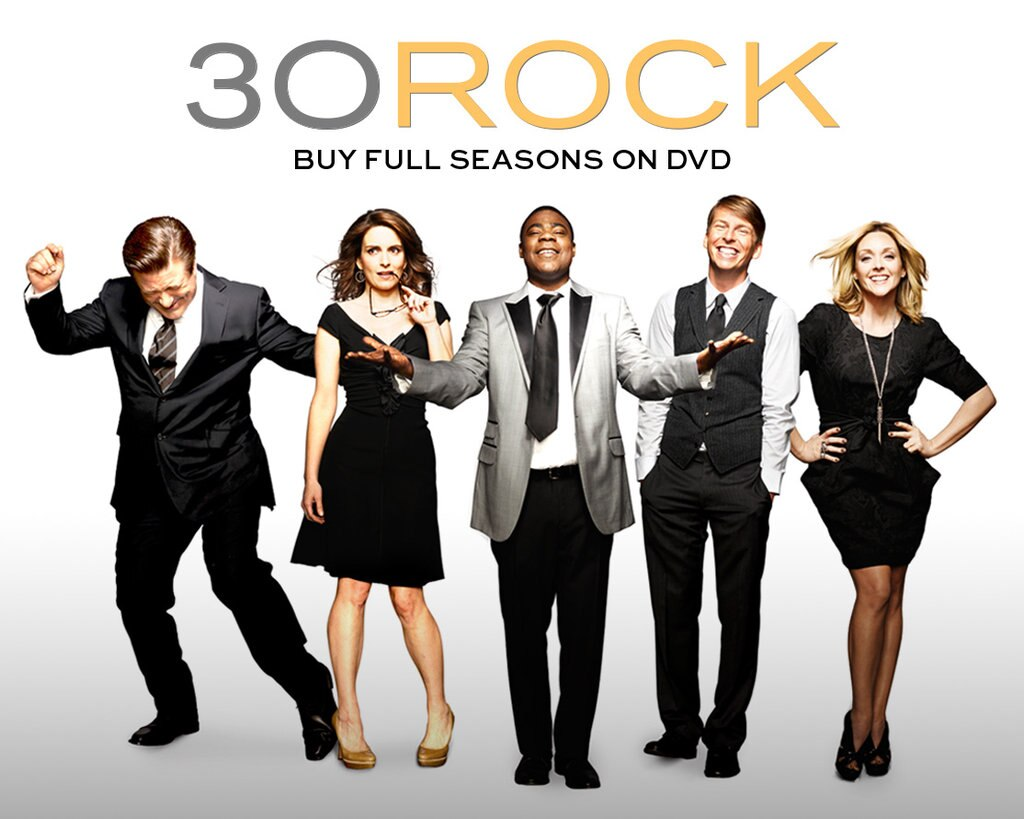 30 Rock Responsive Key Art Dynamic Lead Slide