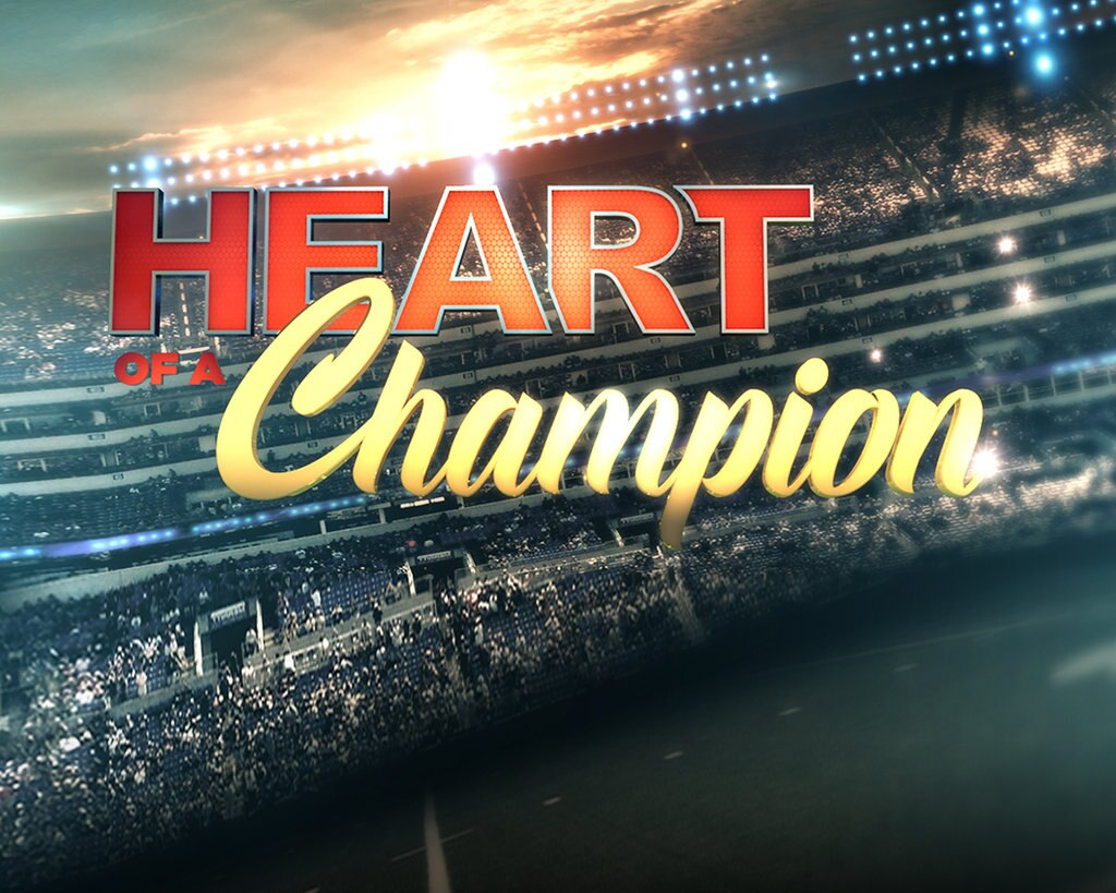 Heart of a Champion with Lauren Thompson - Hero