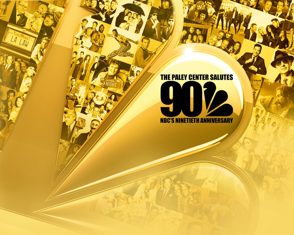 NBC 90th Anniversary - Key Art Slide