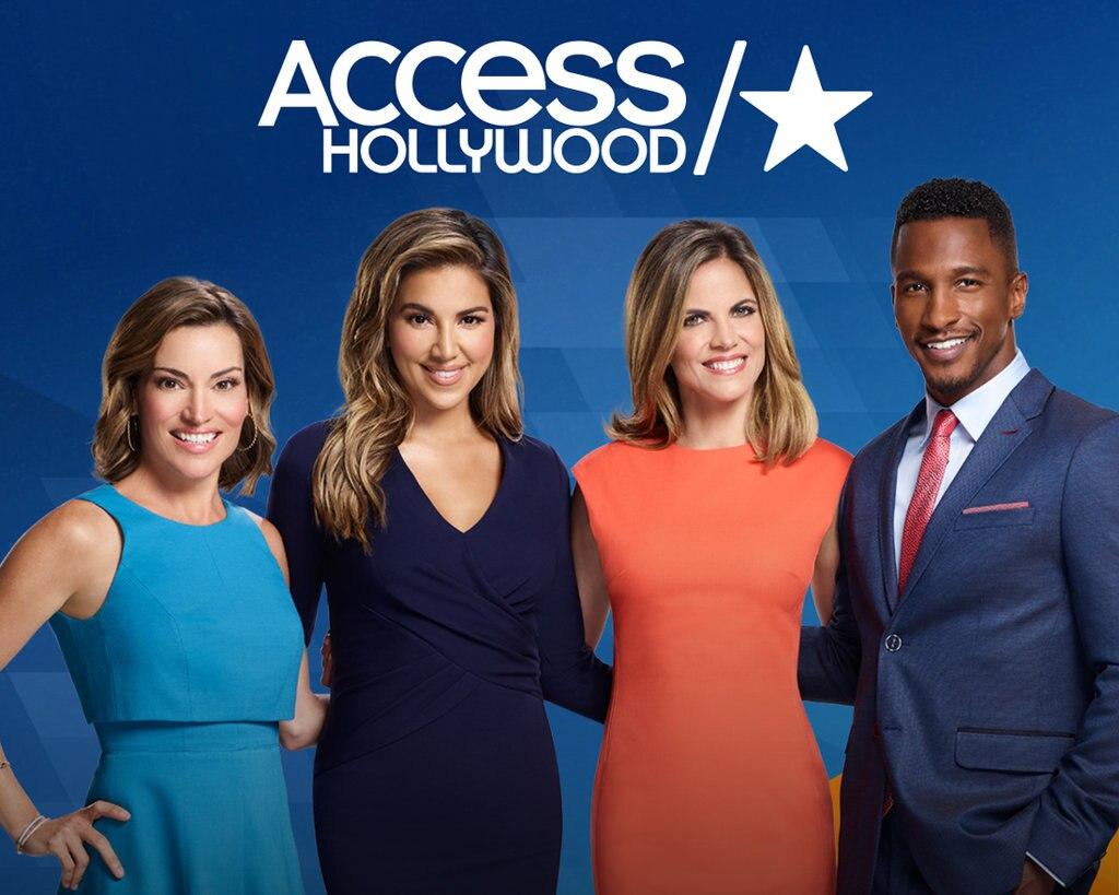 Access Hollywood Responsive Key Art - Dynamic Lead Slide