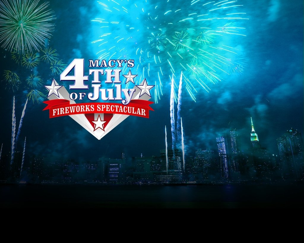 Macy's 4th of July Fireworks Spectacular - Key Art