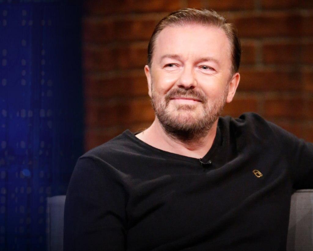 LNSM - Ricky Gervais - 2017