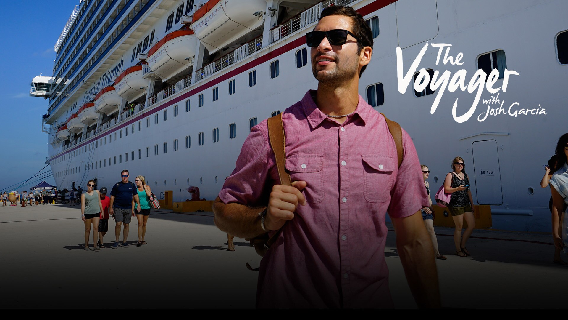 The Voyager with Josh Garcia - hero