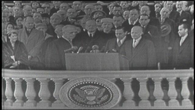 Inauguration 1957