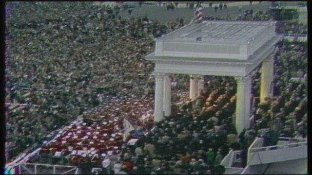 Inauguration 1973
