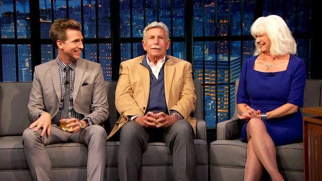 Josh Meyers, Hilary & Larry Meyers