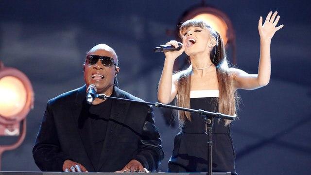 "Stevie Wonder, Ariana Grande and Top 12: ""Faith"""