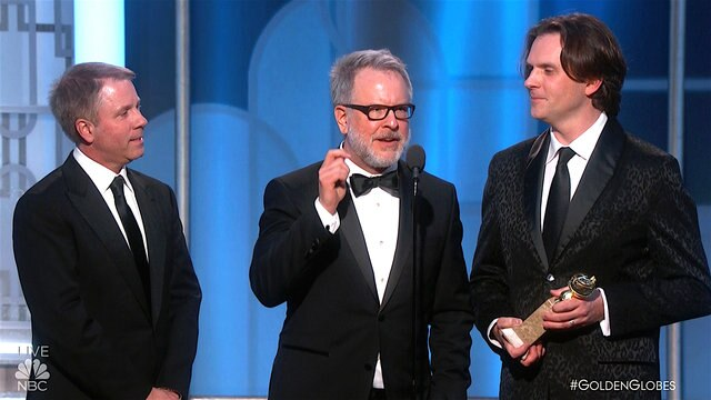 Zootopia Wins Best Animated Motion Picture at the 2017 Golden Globes