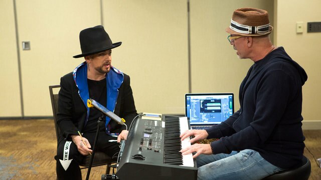 Boy George Smells Treble
