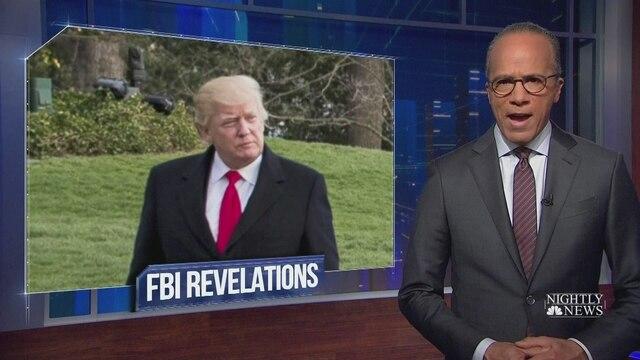 NBC Nightly News, Mar 20, 2017