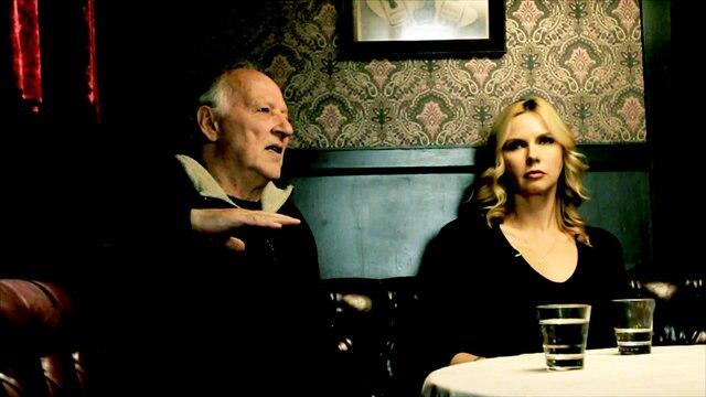 Werner Herzog & Veronica Ferres, Potty Mouth, Monica Barbaro