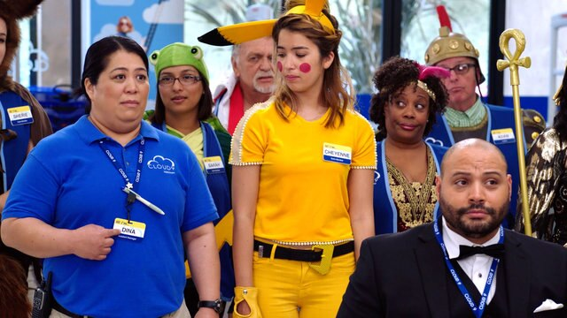 Superstore Staff Impressions