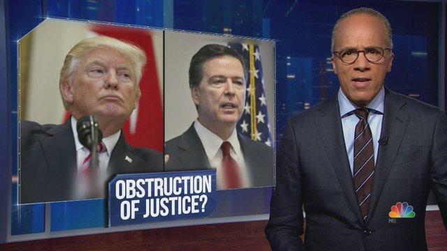 NBC Nightly News, May 16, 2017