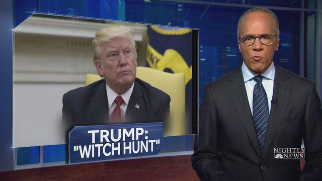 NBC Nightly News, May 18, 2017