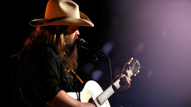 "Chris Stapleton: ""Either Way"""