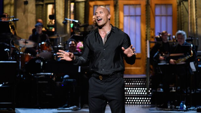 Dwayne Johnson Five-Timers Monologue
