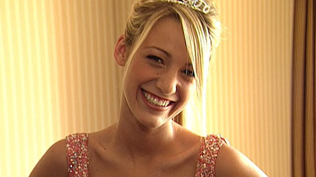 #TBT: Blake Lively Gets Ready For Her Prom (Access Archives)
