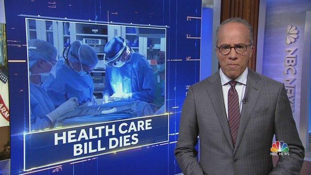 NBC Nightly News, Jul 18, 2017