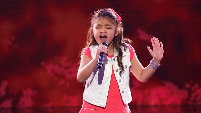 Angelica Hale, Judge Cuts 1